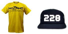 22 июля день бесплатной доставки в нашем магазине футболок и кепок